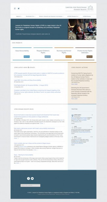 LPHR website